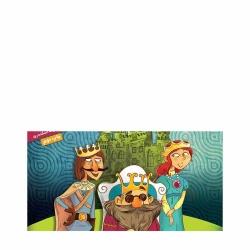 کتاب جادوهای آرژانتینی پاداش شاهزاده