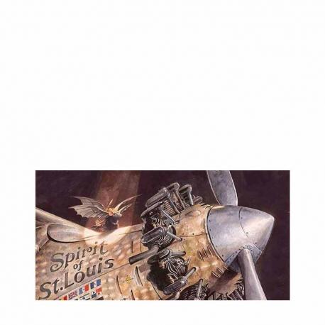 کتاب لیندبرگ افسانهی موش پرنده هوپا