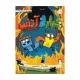 کتاب پرنده و سنجاب فرار از آتش پرتقال