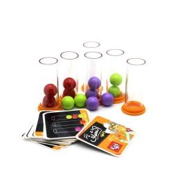 بازی آموزشی دکتر اکتشاف 2 نفره بازی تا