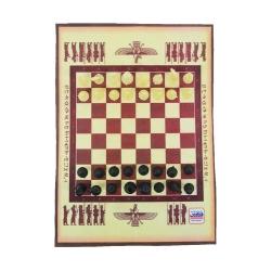 بازی فکری شطرنج فکرآوران مدل پارچه ای
