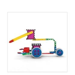 بازی فکری ساختنی ساده بساز مدل روبومن کد 013