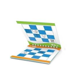 شطرنج یک نفره مدل 8185