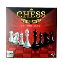 بازی فکری شطرنج تهران فکرآوران